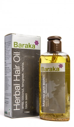 Масло для волос Herbal Hair Oil 110мл
