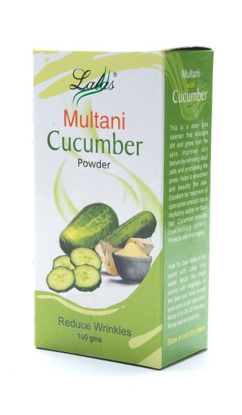 Multani Cocumber Powder 100г